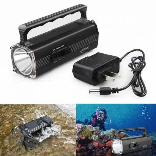 enlarge Diving LED Flashlight ZHISHUNJIA