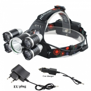 enlarge LED headlamp ZHAOYAO XM-L T6