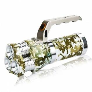 enlarge Waterproof Flashlight SPO Outdoor K3 XM-L2