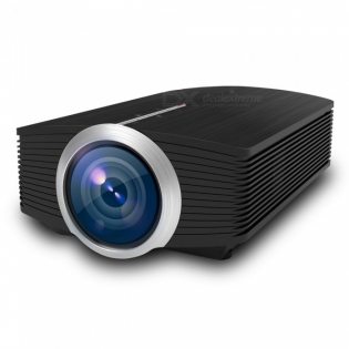 enlarge Portable Mini HD Projector YG500