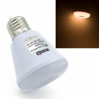 enlarge LED bulb Qook E27 6W with Motion Sensor