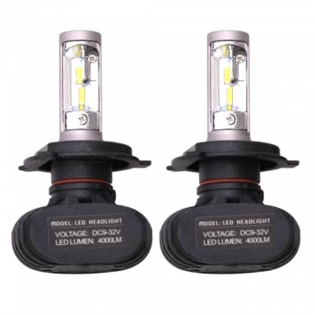 enlarge LED bulbs S1 H4 50W