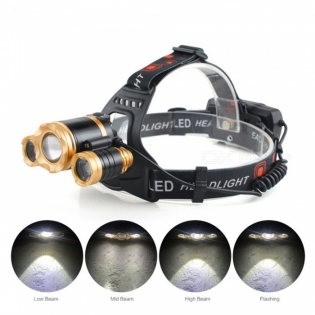enlarge LED Headlamp AIBBER TONE 3-LED T6