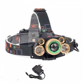 enlarge LED Headlamp AIBBER TONE XM-L T6 + R5