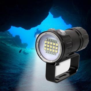 enlarge Professional Diving Flashlight ZHISHUNJIA QH27
