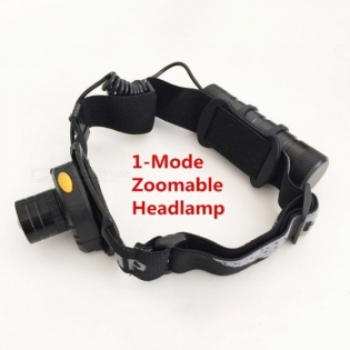 enlarge LED headlamp