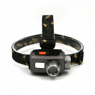 enlarge LED headlamp CREE