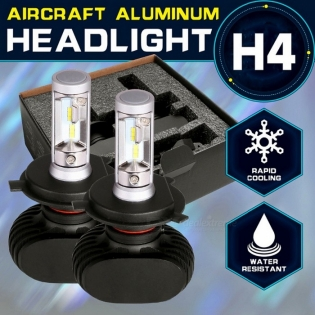 enlarge Car LED Headlights H4